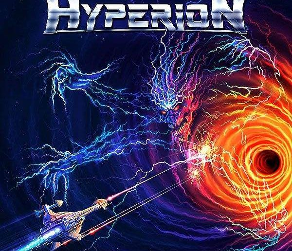 hyperion - Into the Maelstrom album cover