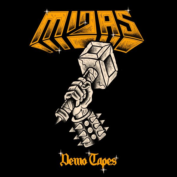 midas - demo tapes album cover