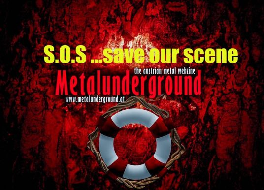 S.O.S…Save Our Scene!