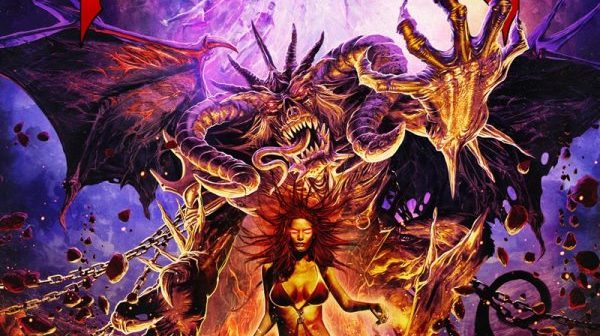 ross the boss - Born Of Fire album cover