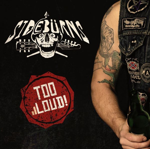 sideburns - too loud album cover