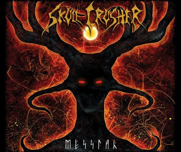 skull crusher - messiah album cover