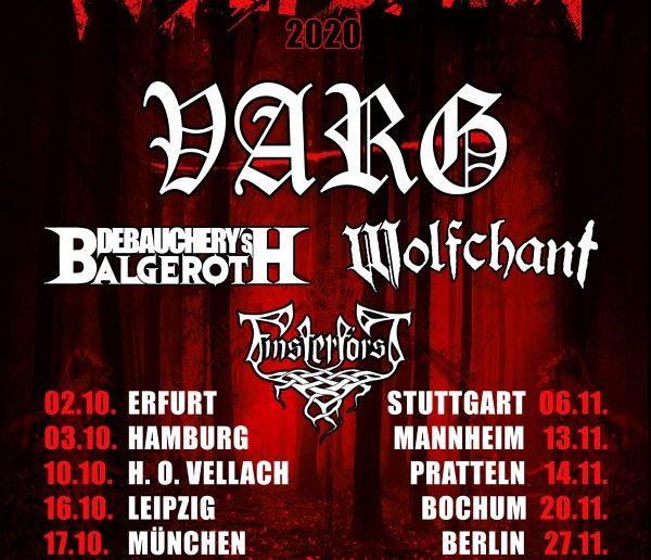 varg tour 2020