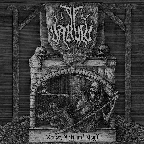 varulv - kerker tod und teyfl album cover