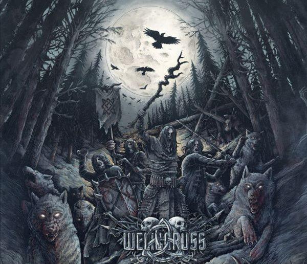 welicoruss - Siberian Heathen Horde album cover