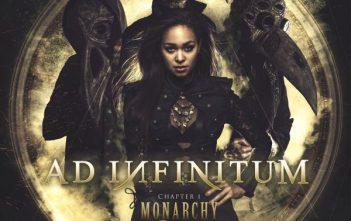 AD INFINITUM - Chapter I Monarchy album cover