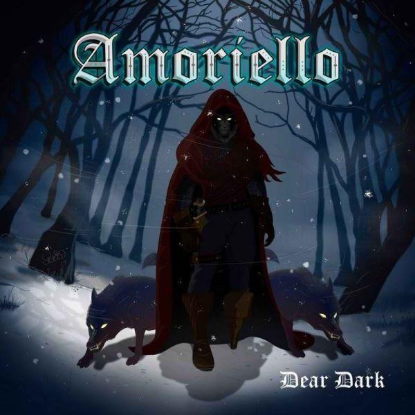 AMORIELLO - Dear Dark album cover