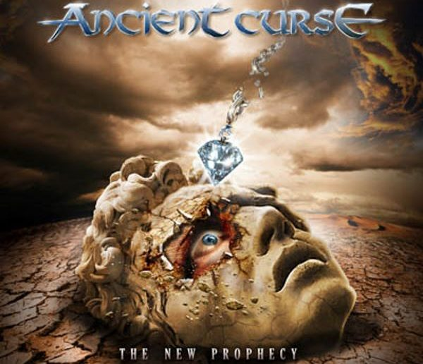 ANCIENT CURSE - The New Prophecy album cover