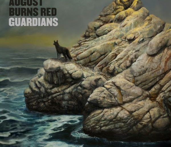 AUGUST BURNS RED - Guardians album cover