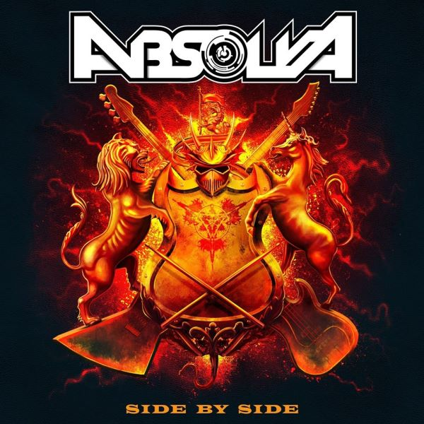 Absolva - Side By Side album cover