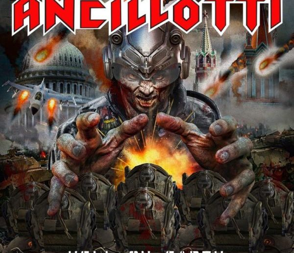Ancillotti - Hell On Earth album cover