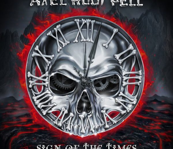 Axel Rudi Pell - Sign Of The Times album cover