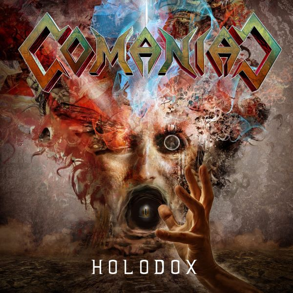 COMANIAC - holodox album cover