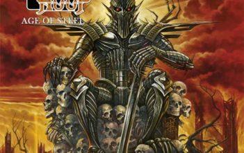 Cloven Hoof - Age Of Steel album cover