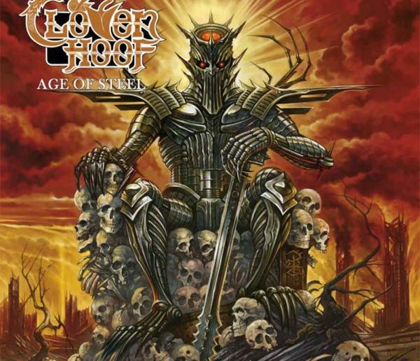 Cloven Hoof - Age Of Steel album cover