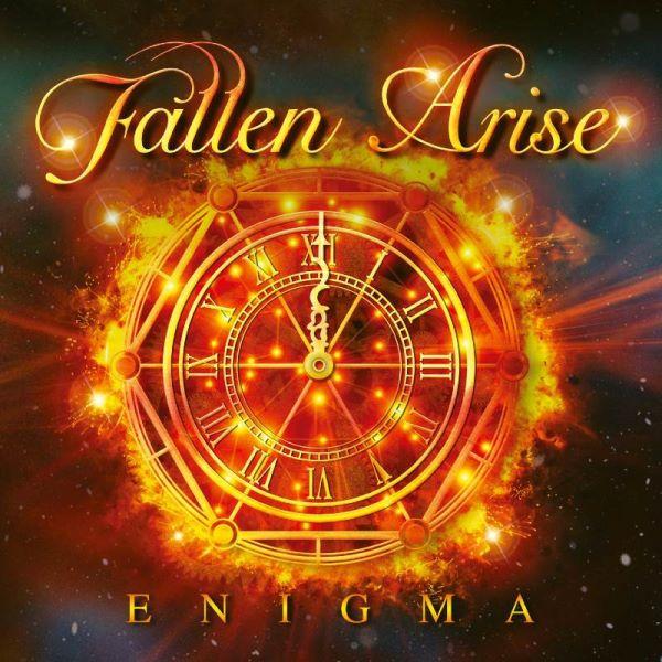 Fallen Arise - enigma albuim cover