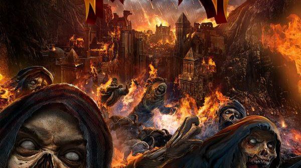 Gomorra - divine judgement album cover