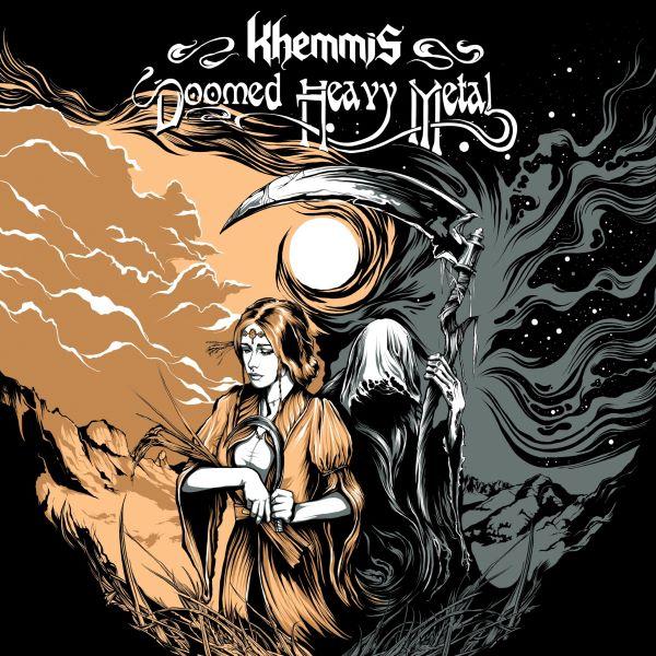 Khemmis - Doomed Heavy Metal album cover