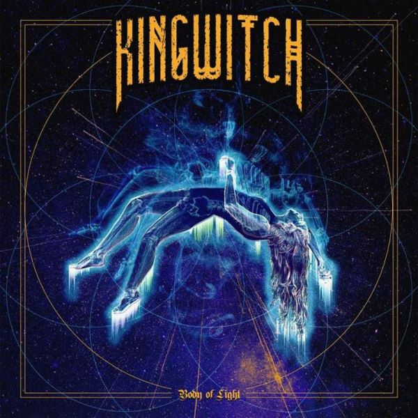 King Witch - Body Of Light album cover