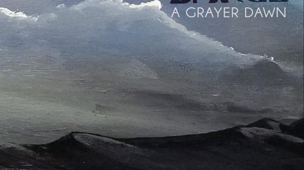 Molasses barge - A Grayer Dawn album cover