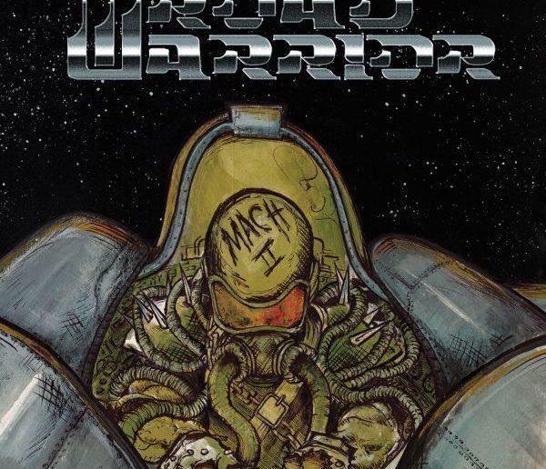 Road Warrior - Mach II album cover