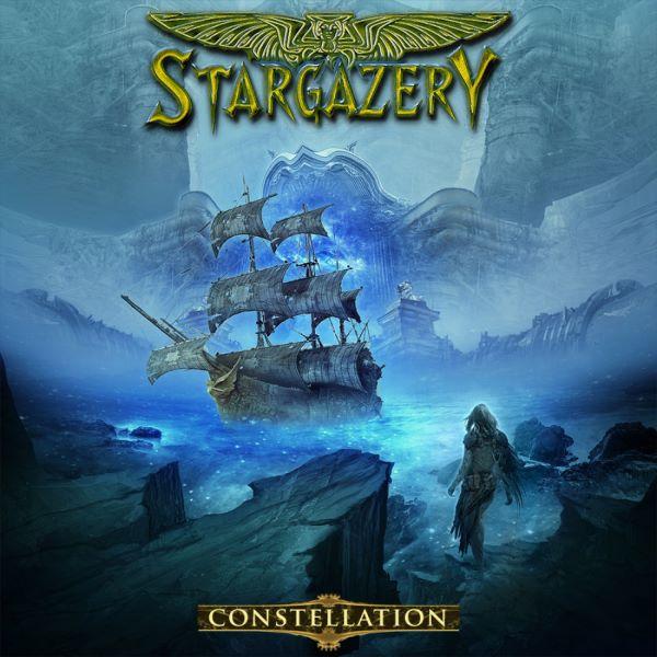 STARGAZERY - Constellation album cover
