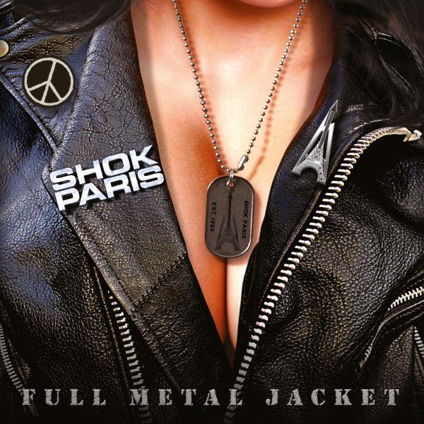 Shok Paris – Full Metal Jacket album cover