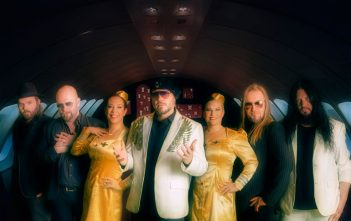 The Night Flight Orchestra bandphoto
