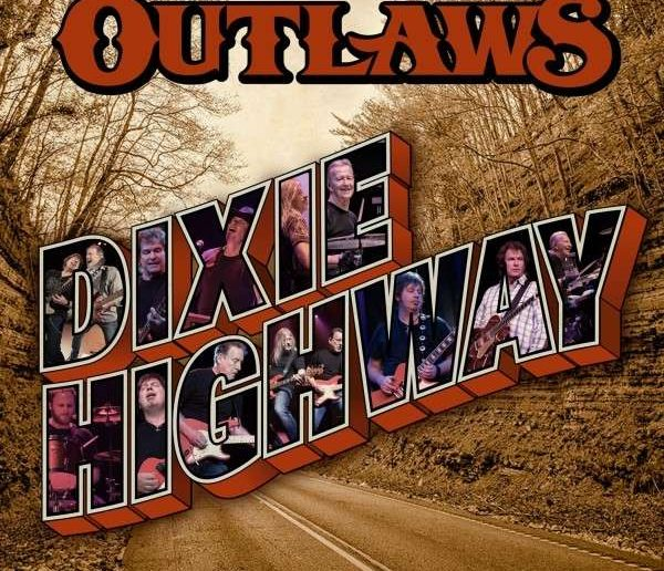 The Outlaws - Dixie Highway album cover
