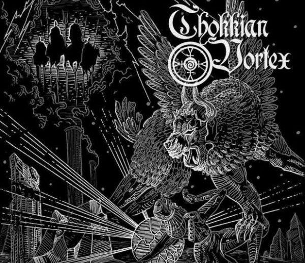 Thokkian Vortex - Thy Throne Is Mine album cover