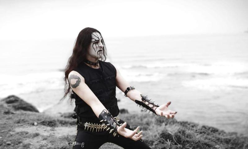 Thokkian Vortex - lord kaiaphas Mighty Black Metal Power