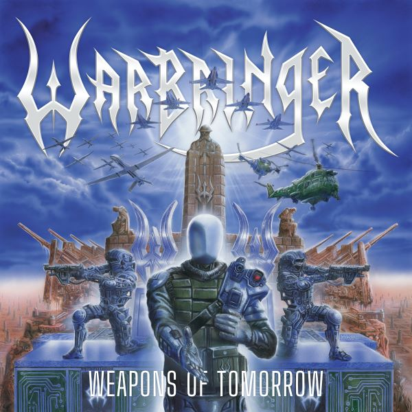 Warbringer - Weapons of Tomorrow album cove