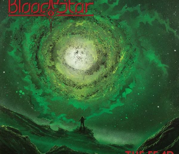 blood star - the fear album cover