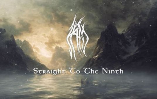 Hallig – Straight To The Ninth (Official Lyric Video) – Premiere am 8 April 2020