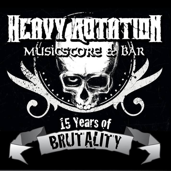 heavy rotation - logo