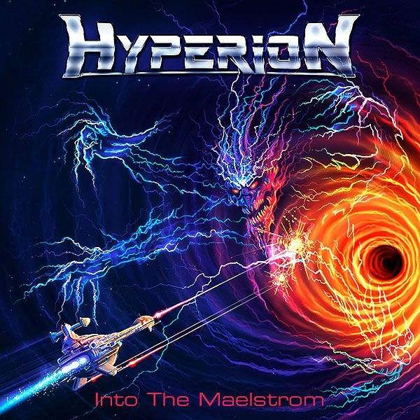 Hyperion – Into The Maelstrom album cover