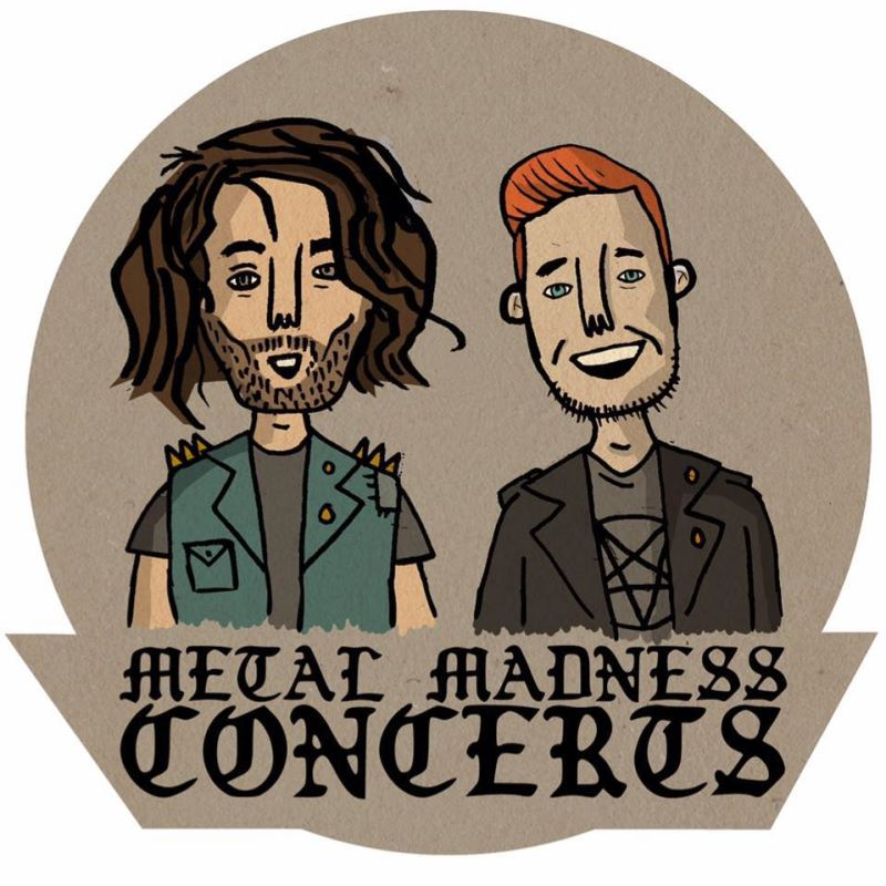 metal madness concerts logo