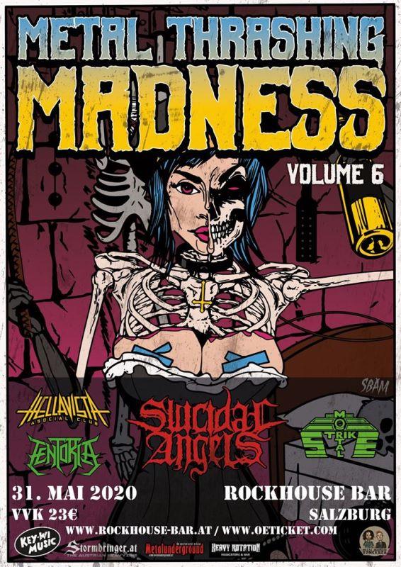 metal thrashing madness vol 6