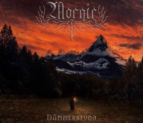 mornir - daemerstund album cover