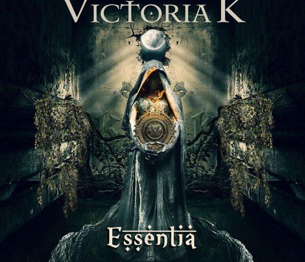 victoria k - essentia album cover
