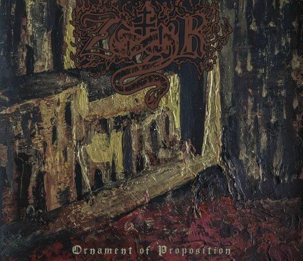 zatyr - ornament of proposition album cover