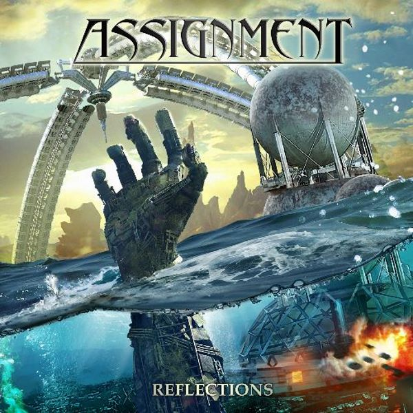 ASSIGNMENT - reflections album cover