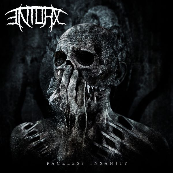 Entorx -Faceless Insanity album cover