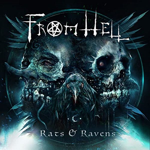 FROM HELL - Rats And Ravens album cover