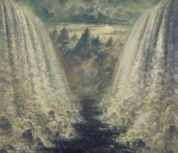Forgotten Tomb - Nihilistic Estrangement album cover