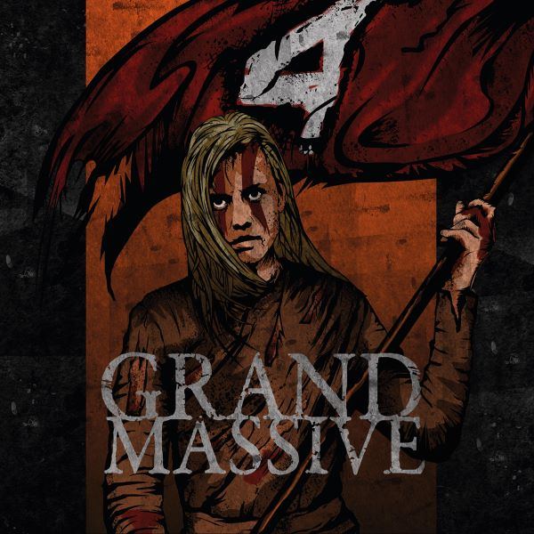 Grand Massive - 4 album cover