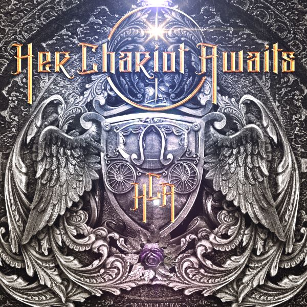 HER CHARIOT AWAITS - HER CHARIOT AWAITS album cover