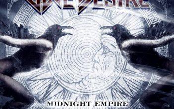 ONE DESIRE - midnight empire album cover