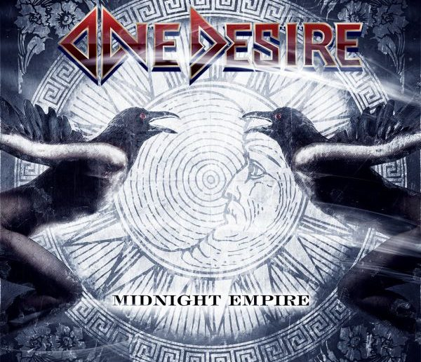 ONE DESIRE - midnight empire album cover