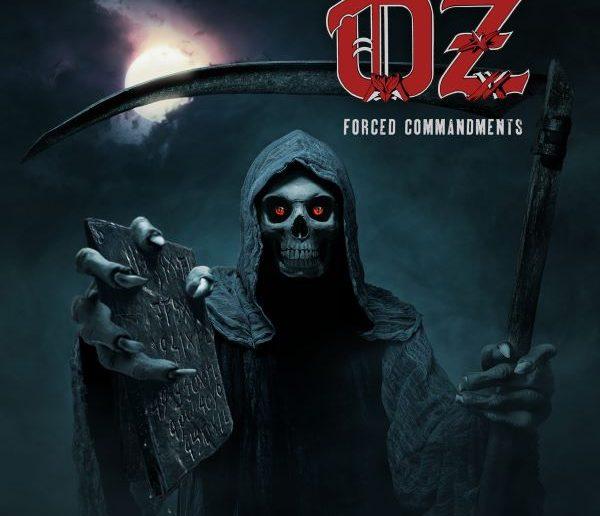 OZ - Forced Commandments album cover